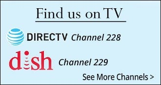Find Gem Shopping on your TV, find our channel