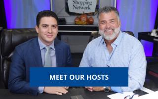 Meet our hosts!